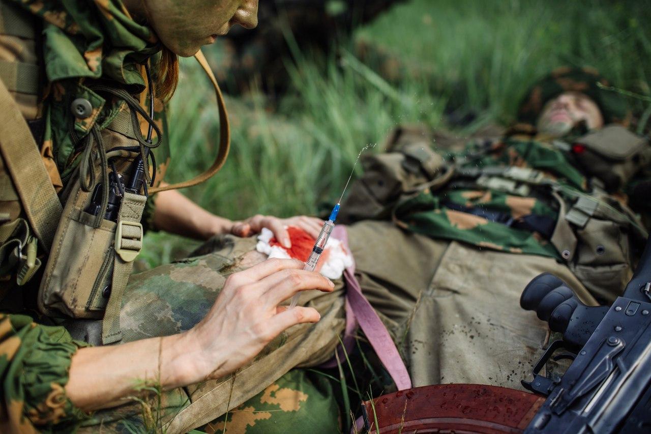 решили термобелье остановка крови в полевых условиях рекомендации
