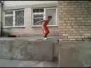 Паркур, акробатика, трюки на турниках - Crazy 100 .avi