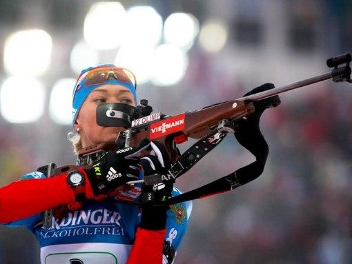 В России спортивные винтовки