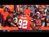 NFL 2015-2016 / Week 08 / Arizona Cardinals @ Cleveland Browns / Condensed Games / Сжатые игры / EN