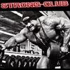STRONG-CLUB -  спорт / бодибилдинг / фитнес