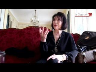 Интервью Жюльетт Греко об уходе со сцены. 15.04.2015 Juliette Greco