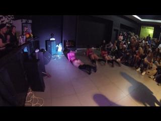 BOOTY DANCE/TWERK BATTLE/START UP