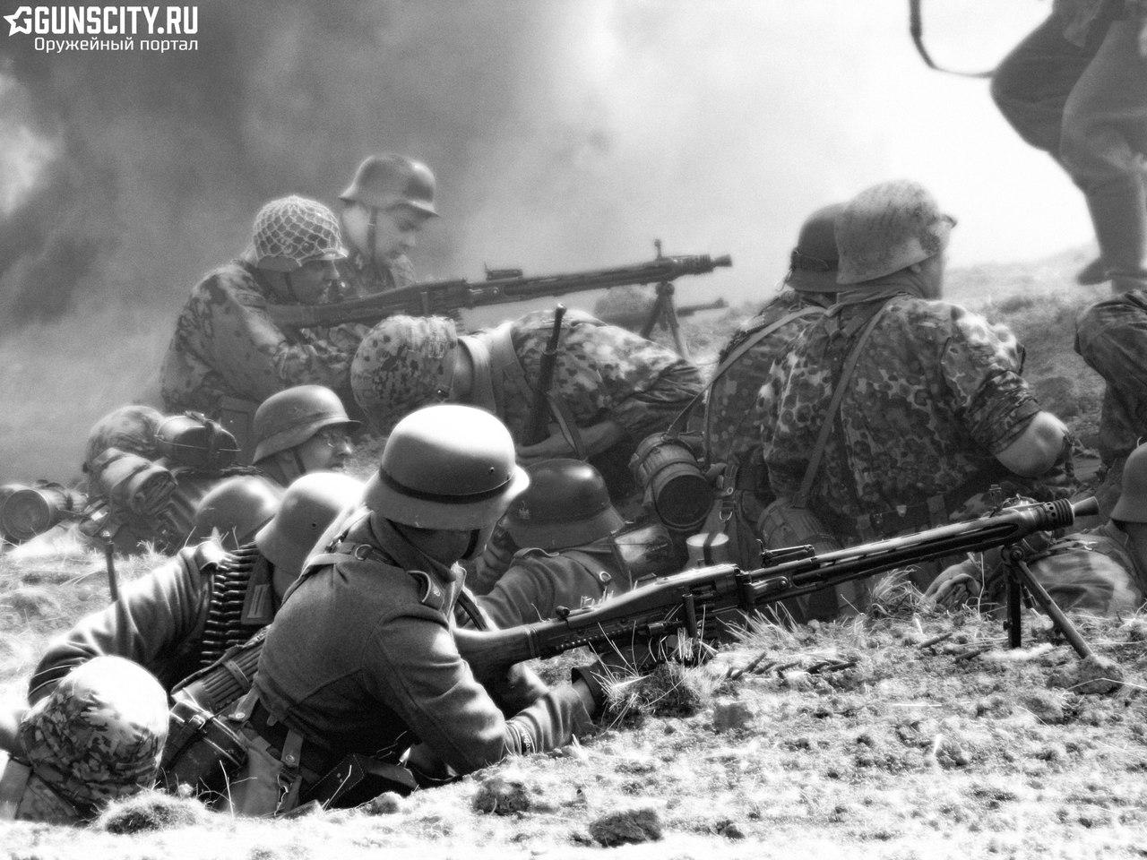 Военно-исторический фестиваль «Поле Боя».