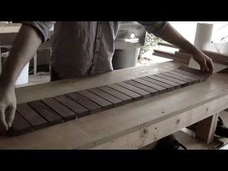 Davies Drums Co. Kickstarter Video - Stave Snare Drum Build