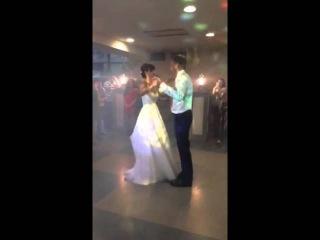 Свадебный танец Сафура Ализаде Drip Drop