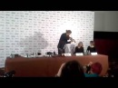 David Garrett plays 14 caprice by Paganini in Moscow 19/11/2013