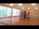 Мартина Штоссель очень круто танцует!
