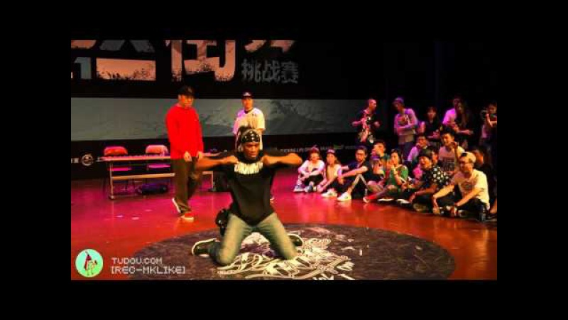 NIAKO.BOOGALOOKIN.HOZIN FREESTYLE SOLO IN DANCEBOX CHINA(shenzhne)