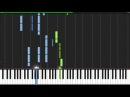 Radioactive - Imagine Dragons [Piano Tutorial] (Synthesia)
