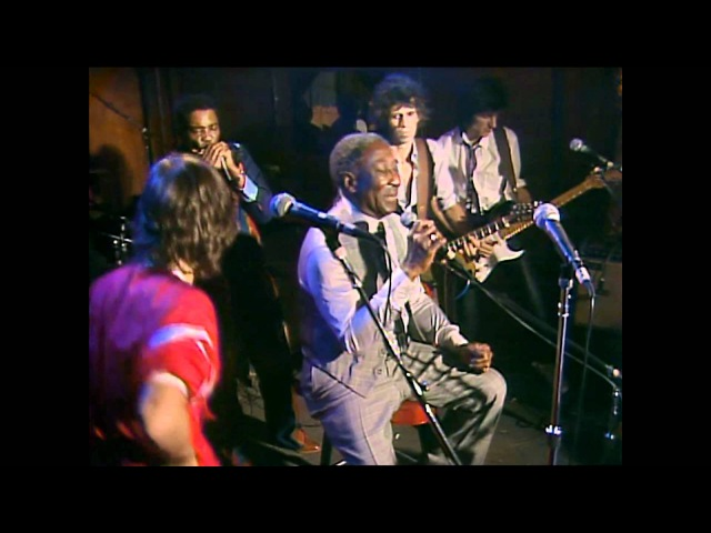 Muddy Waters The Rolling Stones - Hoochie Coochie Man (Live At Checkerboard Lounge)