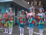 Танец под песню Барбариков