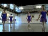 Fantastik! Super!Russia Ballet Academy Vaganova.2012Year 1-Part ballet.Ekz.7-A.Class.