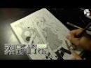Чиё Сакура Манга Арт Sakura Chiyo Speed Drawing Nozaki Kun