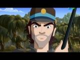Приключения Жюля Верна #11 Чарльстон