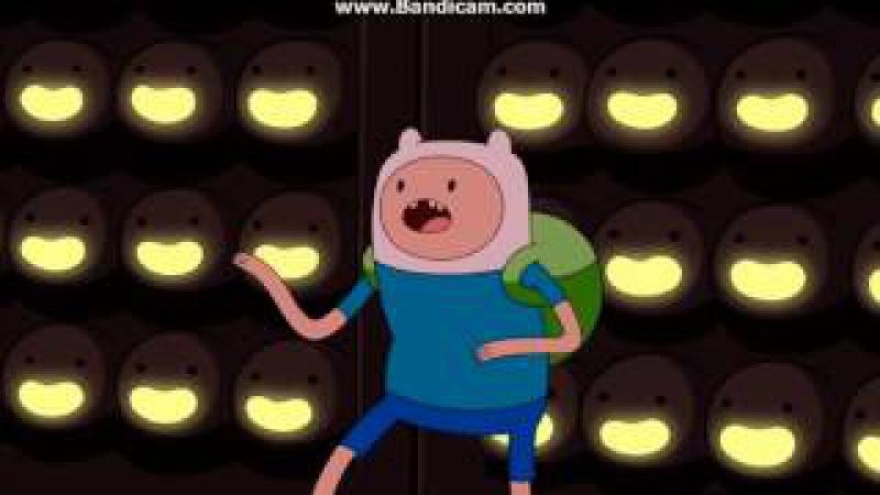 Adventure Time, Время Приключений (Песня Финна про дружбу)