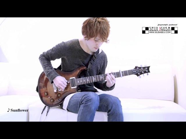 Seiji Igusa ヒマワリ(Sunflower) PRS Guitar