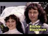 Ritchie Blackmore wedding picture (REAL!!)