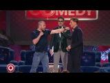 Джабар Аскеров и Алексей Яценко в Comedy Club (29.11.2013)