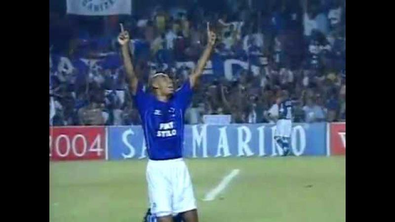 Cruzeiro 3x1 Flamengo - FINAL Copa do Brasil 2003 - 11062003