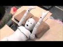 Robot Screaming (Child-robot With Biomimetic Body CB2)