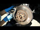 Как заменить тормозные колодки Lexus ES300 ES330