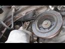 Как снять ремень ГРМ Lexus ES300 ES330 RX330 1MZ-FE 3MZ-FE