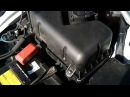 Замена воздушного фильтра Lexus ES300 ES330 3MZFE