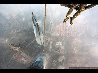 Шанхайская башня  Shanghai Tower 650 meters будет составлять 632 метра.