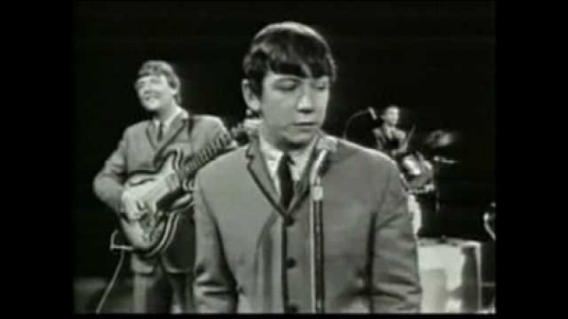 Eric Burdon The Animals House Of The Rising Sun 1964 (live)