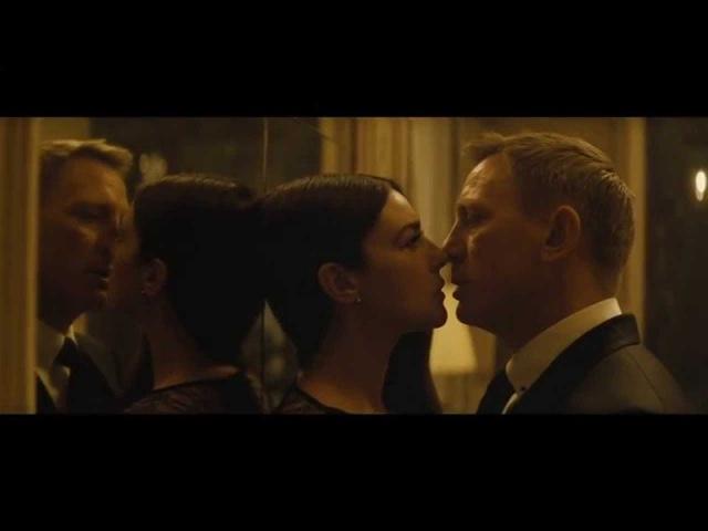 Джеймс Бонд соблазняет Монику Белуччи | Фрагмент 3 из 007 СПЕКТР