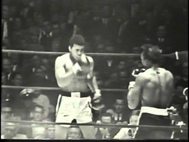 Muhammad Ali vs Cleveland Williams / Мохаммед Али - Кливленд Уильямс