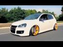 "Volkswagen GTI MKV on 20"" Vossen VVS-CV3 Concave wheels / Rims"