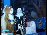 Сотни Дедов Морозов вышли на улицы Энгельса