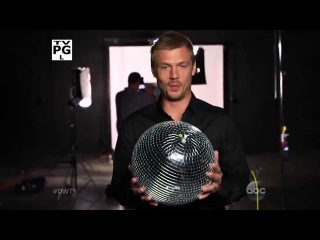DWTS Does the Nae Nae - Nick Carter