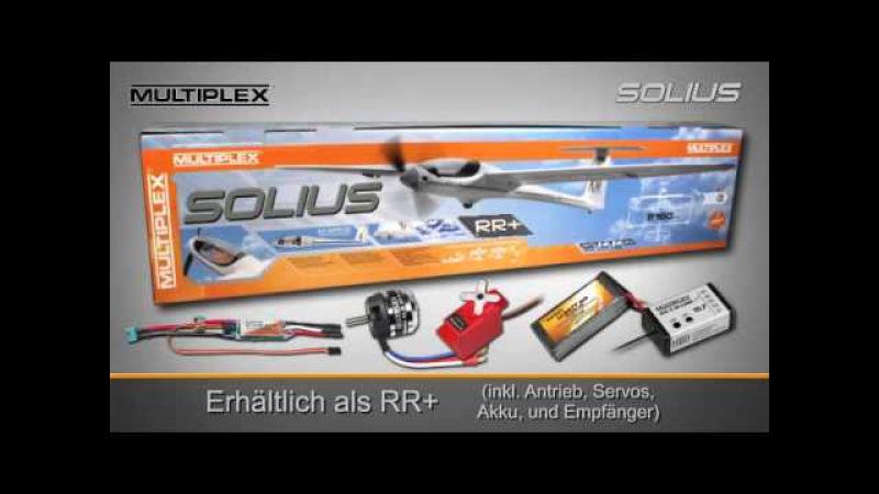 MULTIPLEX Solius [deutsch]
