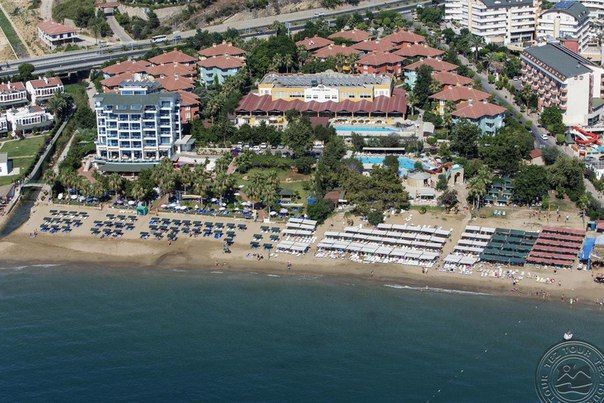 club green fugla beach 4 standard room инжекум алания