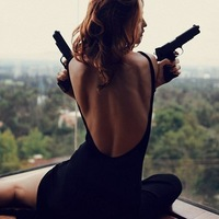 "Фотопроект от T&K Photoshoot ""Девушка Бонда"""