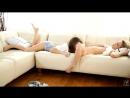 Нежность подруги стала очень приятным открытием (April ONeil, Sara Jaymes) (лесбиянки, красивая пизда, порно)