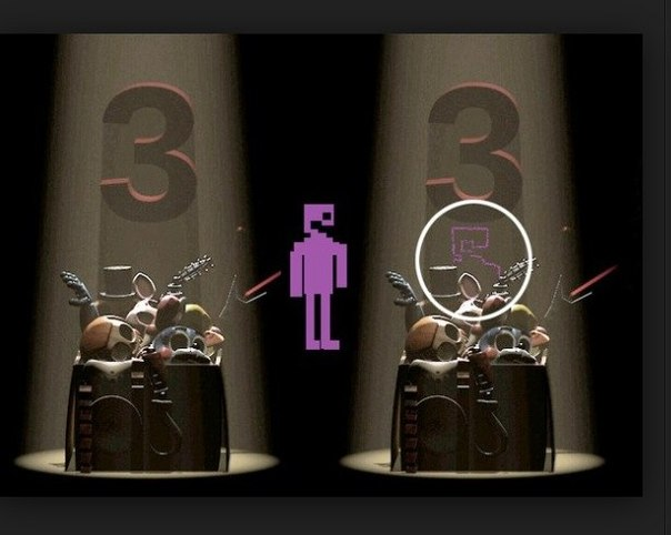 Five Nights at Freddy s    Пять Ночей с Фредди   ВКонтакте