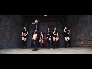 |MV| AOA - Like A Cat cover dance by Red Spark (VK)