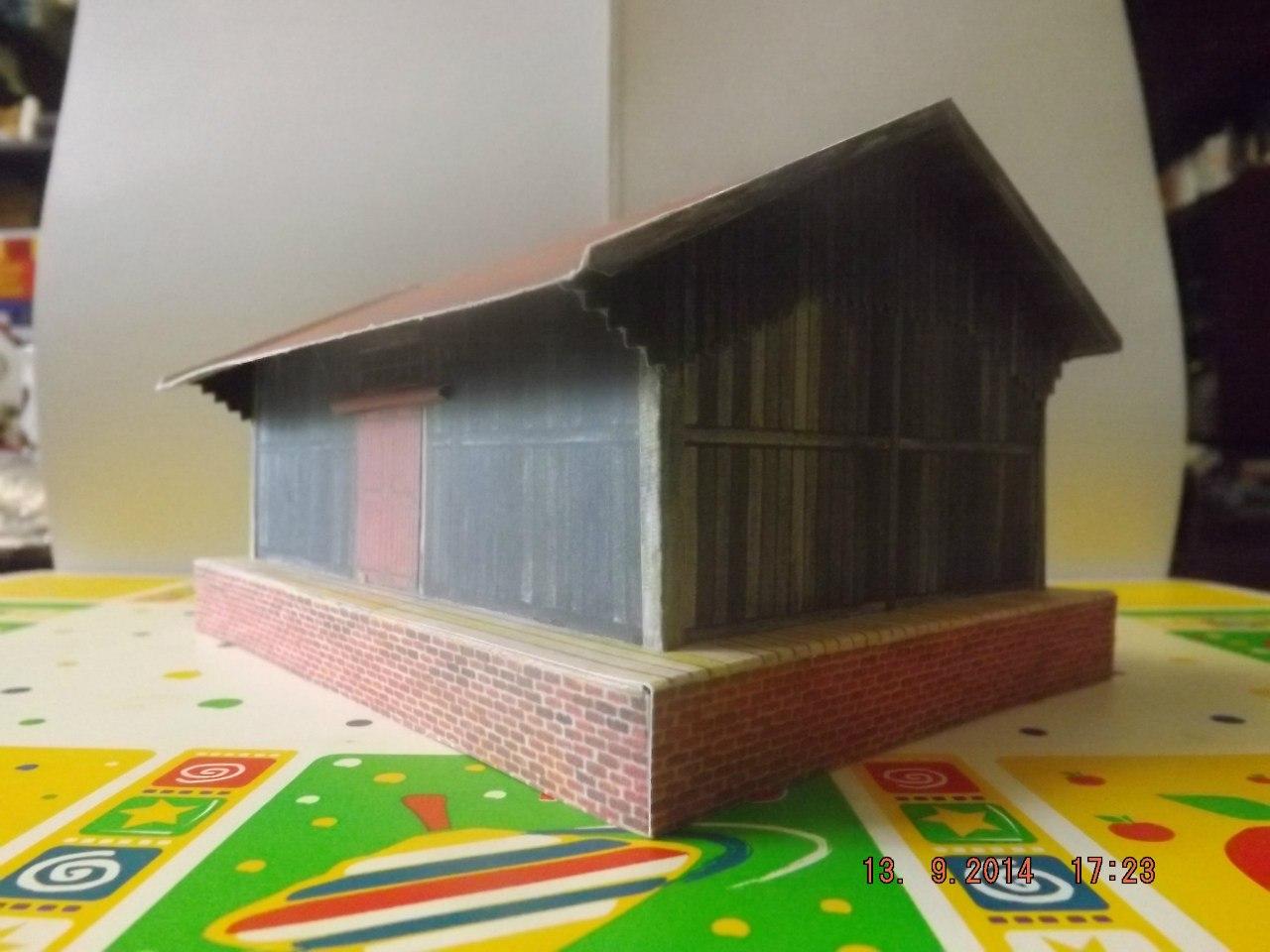 Здания, сооружения и другие дополнения для макетов от других производителей