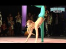 Taisiya La'Beije Elena Ninja Bonchinche | New way Final | JJ-Street Baltic Session 2014