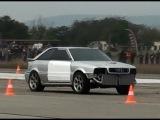 Chevrolet Corvette VTG Turbo Vs. GMC Typhoon VTG Turbo Vs. BMW 3 VTG Turbo Vs. Audi S2 Coupe