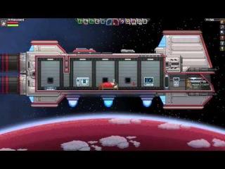Lets-Play to Starbound #2 - Летучее поселение и новая планета
