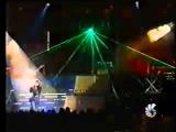 Комиссар -Твой поцелуй  (Official Live Music Video) - лидер Алексей Щукин