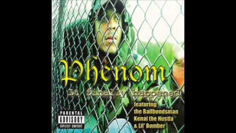 Phenom ft. Joker The Bailbondsman - Back Against The Wall
