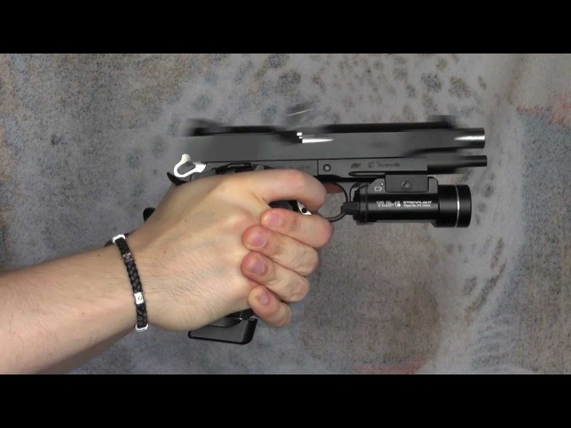 (Airsoft) Shell Ejecting 1911 A1 STI Marushin