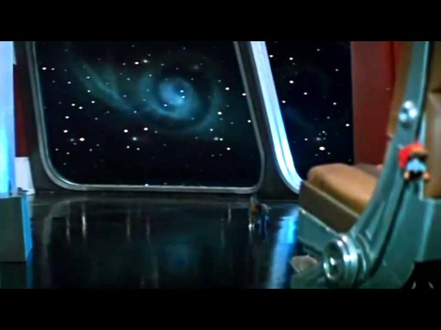 А Рыбников Млечный путь песня из кинофильма Большое космическое путешествие