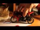 Влияние угла наклона мотоцикла на радиус разворота